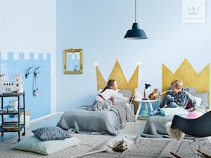 Stwórz zaczarowany dziecięcy świat z Tikkurila Kids Style!