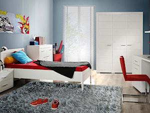 Jak w łatwy sposób pokój dziewczynki zamienić na pokój chłopca? Jeden mebel, kilka charakterów