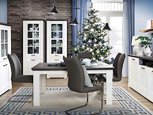 Elegancka jadalnia, czyli tło dla rodzinnych spotkań i świątecznych uroczystości