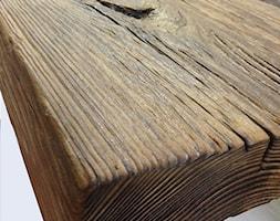 Stolik Kawowy Ze Starego Drewna Kolekcja Alldeco Homebook