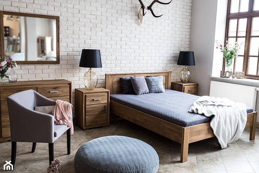 Sypialnia kolekcji Genf BKMeble - zdjęcie od BKMeble
