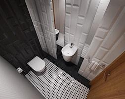 szlifowane lustra z kaflami Zienia - zdjęcie od WNĘTRZA GRAFIKA WYSTRÓJ WGW - Homebook