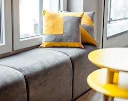 Soft loft Nowa Papiernia Ultra Nova - Salon, styl nowoczesny - zdjęcie od Nowa Papiernia