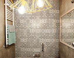 Soft loft Nowa Papiernia Ultra Nova - Łazienka, styl nowoczesny - zdjęcie od Nowa Papiernia