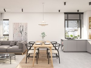 Mieszkanie 86m2 Warszawa