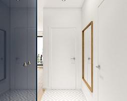 Mieszkanie 43m2 Warszawa - Hol / przedpokój, styl skandynawski - zdjęcie od INTERIOLOGY - Homebook