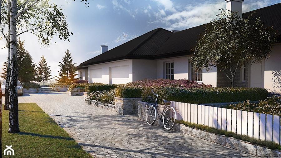 Dom pod Milanówkiem - zdjęcie od VODA Architekci