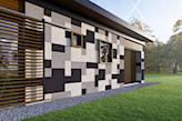 elewacja z betonu architektonicznego