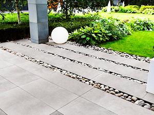 Jadar Garden - Taras, styl nowoczesny - zdjęcie od Jadar