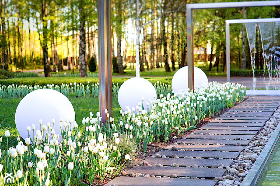 Jadar Garden - Ogród, styl nowoczesny - zdjęcie od Jadar
