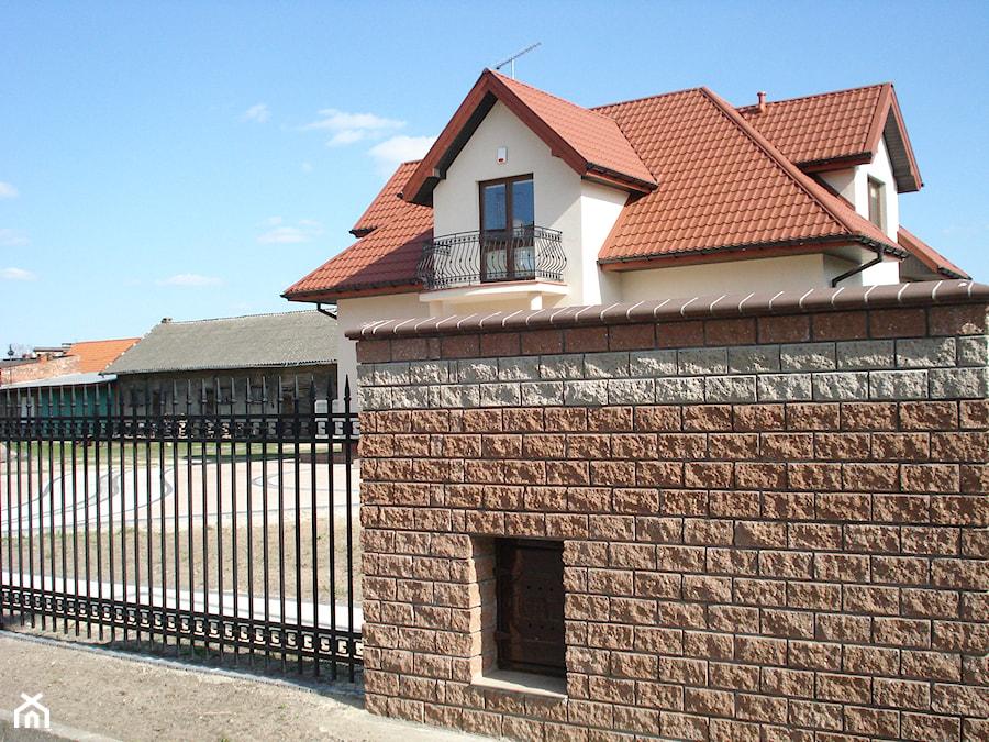 Jadar Garden - Średnie jednopiętrowe domy jednorodzinne murowane z czterospadowym dachem - zdjęcie od Jadar