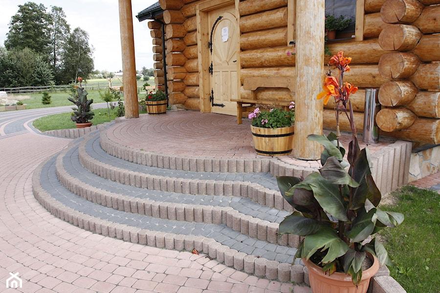 Jadar Garden - Ogród w stylu skandynawskim, styl skandynawski - zdjęcie od Jadar