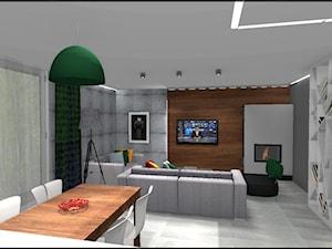 Mieszkanie dla Singla - zdjęcie od ArteDesign Pracownia Projektowania Wnętrz
