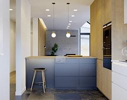 Przytulne wnętrze - Kuchnia, styl nowoczesny - zdjęcie od NUKO STUDIO - Homebook