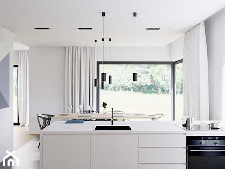 Aranżacje wnętrz - Kuchnia: Eleganckie wnętrze - Kuchnia, styl nowoczesny - NUKO STUDIO. Przeglądaj, dodawaj i zapisuj najlepsze zdjęcia, pomysły i inspiracje designerskie. W bazie mamy już prawie milion fotografii!
