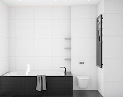 Eleganckie wnętrze - Łazienka, styl nowoczesny - zdjęcie od NUKO STUDIO - Homebook
