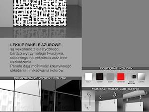 ZICARO.PL - Lekkie panele ażurowe