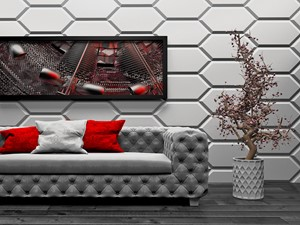 Panele 3D SONIC - Producent ZICARO