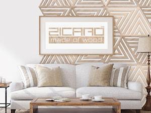 ZICARO - Lekkie panele drewniane
