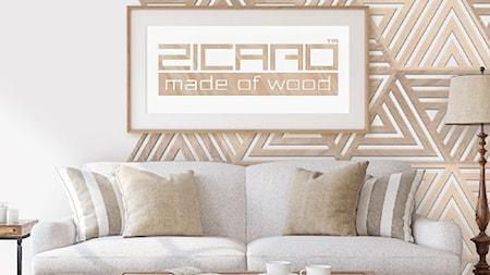 ZICARO - Producent paneli ściennych 3d oraz paneli ażurowych