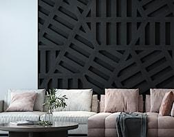 ZICARO.PL - Wall panels HEXA1 - zdjęcie od ZICARO - Producent paneli ściennych 3d oraz paneli ażurowych - Homebook