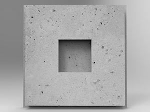Panele 3d - imitacja beton architektoniczny - ZICARO.