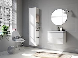 Inspiracje łazienki - Łazienka, styl skandynawski - zdjęcie od Cersanit