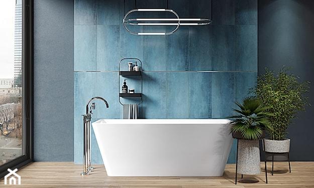 łazienka w stylu eklektycznym