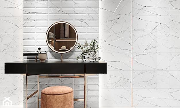 łazienka w stylu minimalistycznym