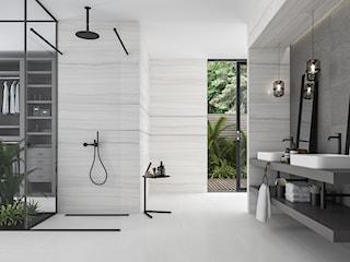 Płytki wielkoformatowe w łazience – zobacz 6 stylowych inspiracji!