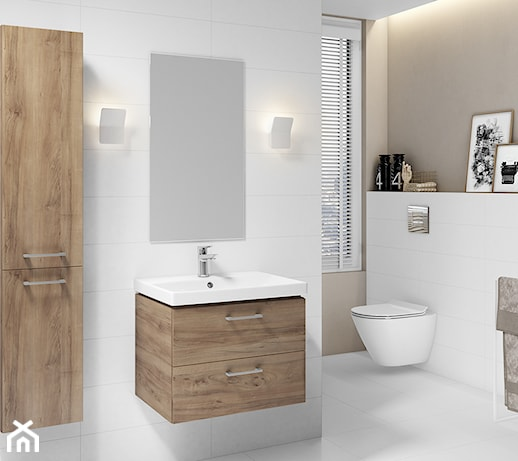 Jak wybrać meble, które idealnie uzupełnią styl łazienki?