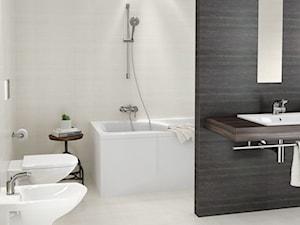 Inspiracje łazienki - Duża łazienka w domu jednorodzinnym, styl nowoczesny - zdjęcie od Cersanit
