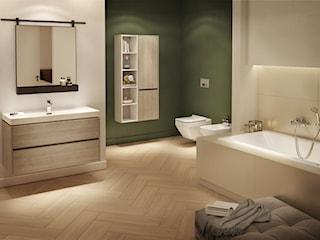 Meble odporne na wilgoć – funkcjonalne rozwiązanie do nowoczesnej łazienki
