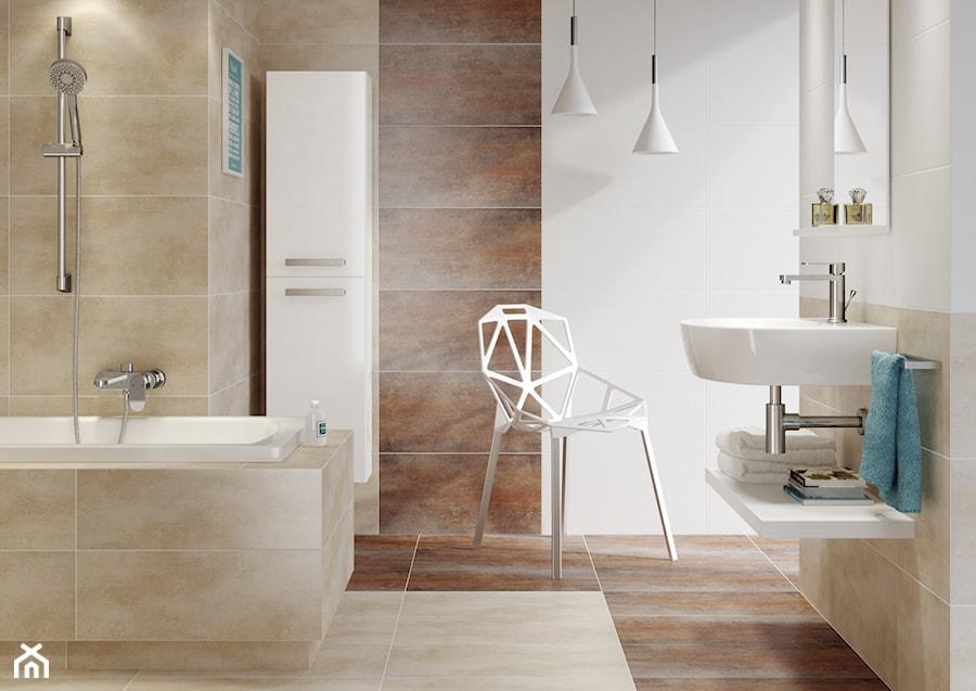 Inspiracje łazienki - Łazienka, styl tradycyjny - zdjęcie od Cersanit