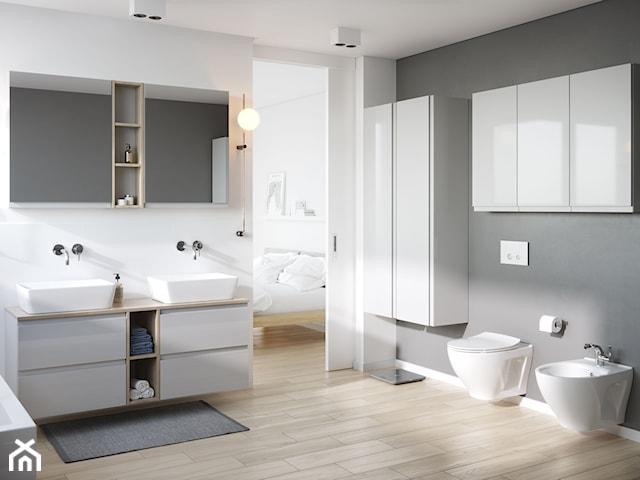 Praktyczne przechowywanie w łazience – wybieramy szafki łazienkowe!