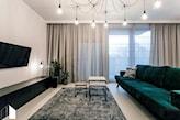 Salon - zdjęcie od masz design Magdalena Szwedowska - Homebook