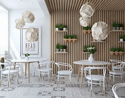 Kurs - Archicad - Artlantis - Wykonanie wizualizacji kawiarni - zdjęcie od CGwisdom.pl