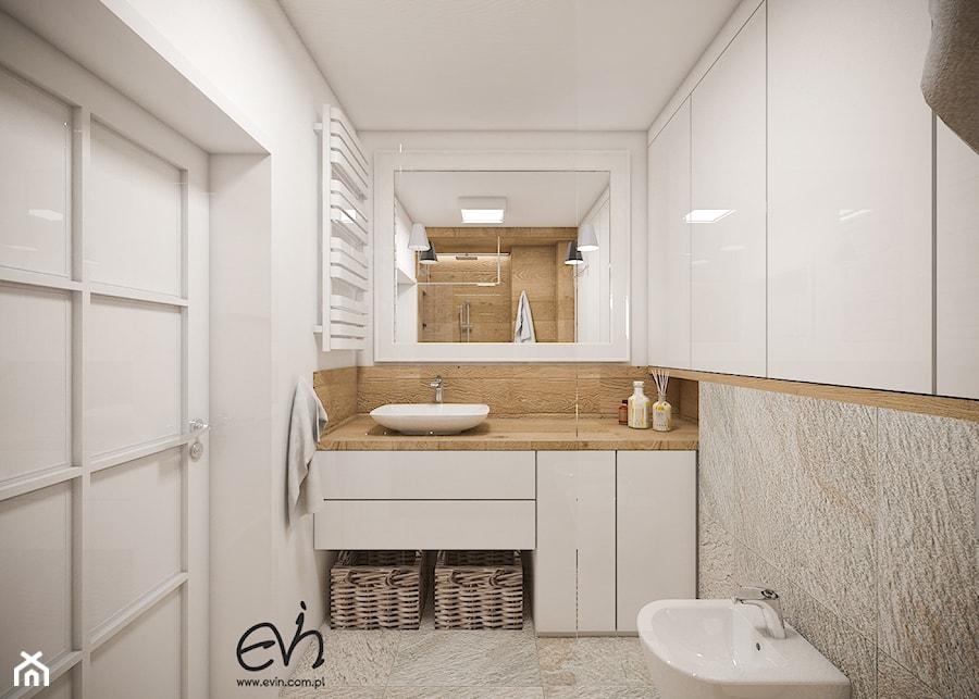 łazienka Jak W Spa Mała łazienka W Bloku Bez Okna Styl
