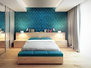 Kolorowy projekt - Dom Błonie. - zdjęcie od TissuArchitecture