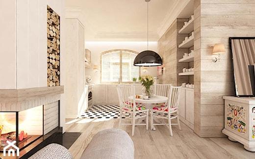 Kuchnia styl rustykalny for Www design house com