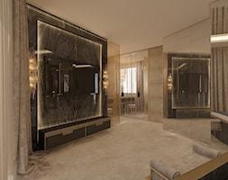 http://tissu.pl/portfolio/luksusowo-apartamencie-116-m2-warszawa/ - zdjęcie od TissuArchitecture - Homebook