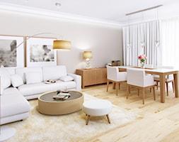 Mieszkanie+z+nut%C4%85+klasyki+na+warszawskich+Bielanach+%E2%80%93+Tissu.+-+zdj%C4%99cie+od+TissuArchitecture