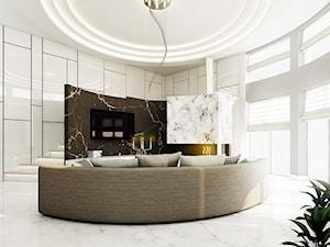 Luxurious style willa Jaroszowa Wola – Tissu. - zdjęcie od TissuArchitecture