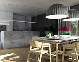 kuchnia z jadalnią - zdjęcie od Home Horizon