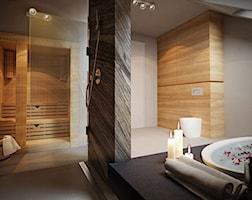 Łazienka styl Nowoczesny - zdjęcie od razoo-architekci