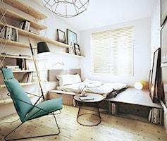 Sypialnia - zdjęcie od razoo-architekci