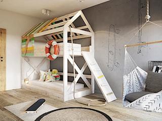 Kolorowy czy stonowany? Jak dziecięcy pokoik ma pobudzać kreatywność?