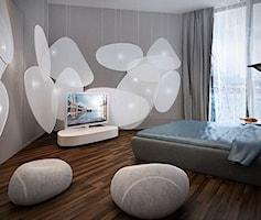 Sypialnia styl Nowoczesny - zdjęcie od razoo-architekci