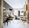 Salon - zdjęcie od razoo-architekci