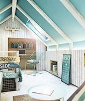 Pokój dziecka styl Skandynawski - zdjęcie od razoo-architekci